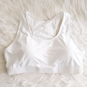 New! Plus Reebok Sport Bra 1X